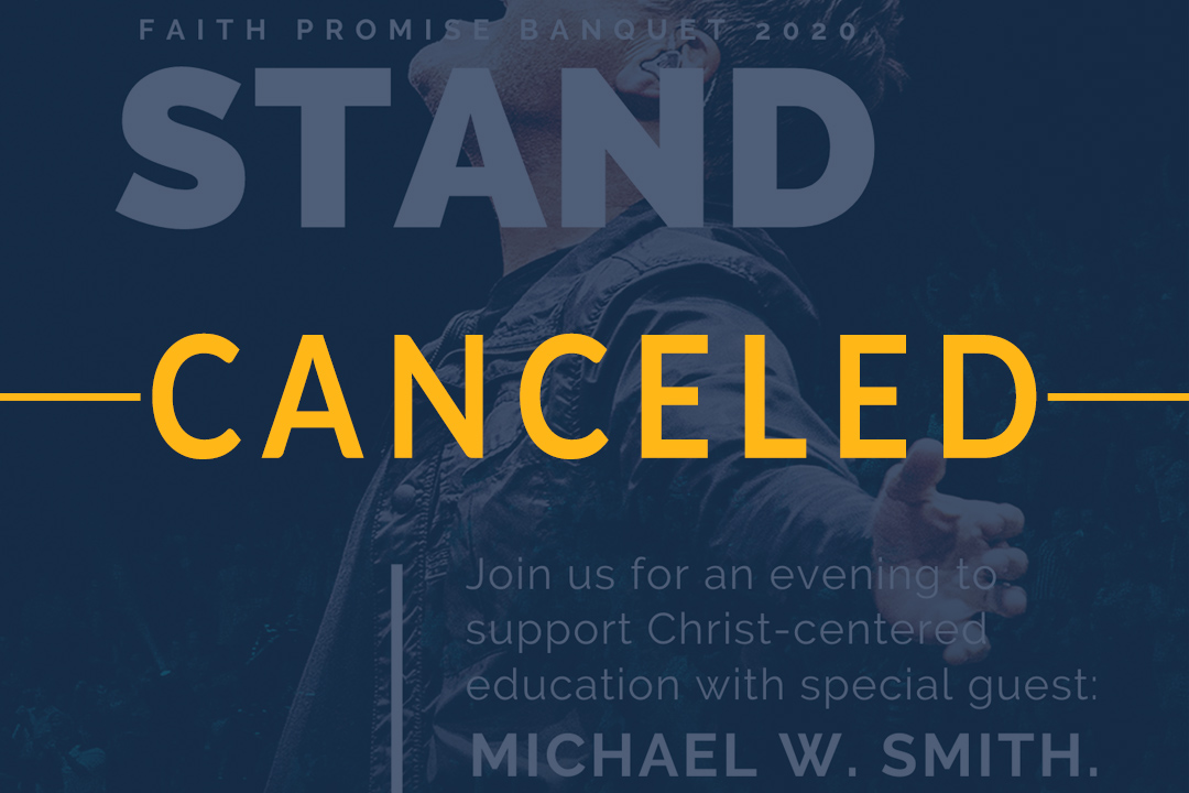 Stand 2020 Poster Canceled